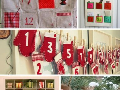 Idėja Kalėdoms: Advento kalendorių įvairovė