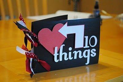 Dovanos idėja: albumas Valentinui