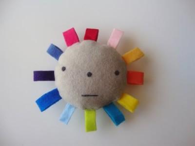 Idėja namams: lavinamas žaisliukas
