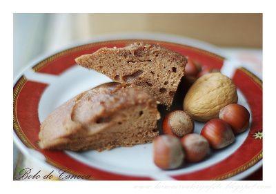 Bolo de Caneca – portugališkas pyragaitis per 3 min.