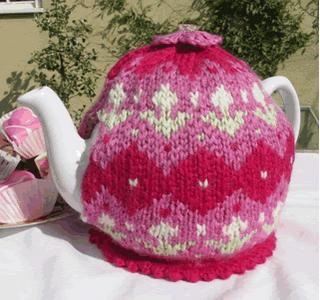 Idėja namams: apsiaustas arbatinukui