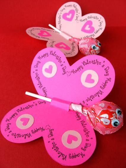Idėja namams: saldaininiai drugiai