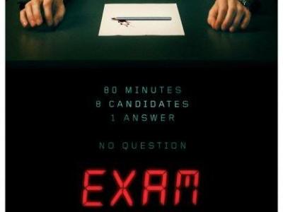 Kinas: Egzaminas [Exam], 2009