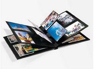 Idėja namams: kitoks fotoalbumas (su iššokančiomis nuotraukomis)