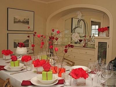 Idėja namams: puošiame kambarį Valentino dienai