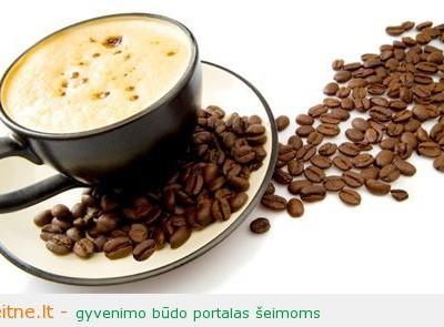 Neįprasti kavos tirščių panaudojimo būdai