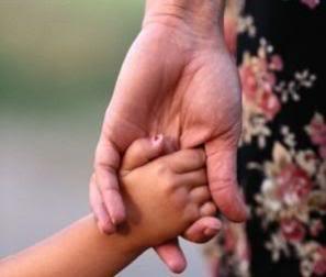 20 būdų parodyti vaikui, kad jį mylite