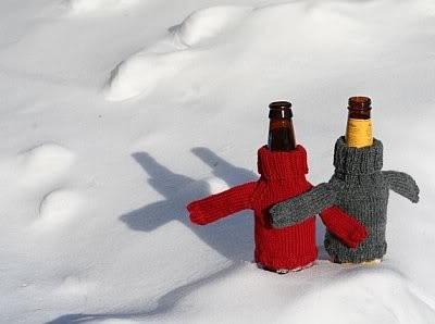 Kodėl gi nenumezgus megztuko … alui?