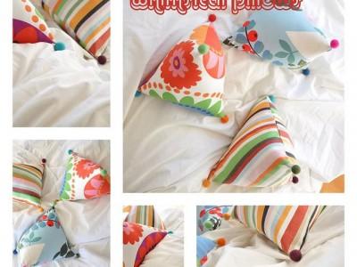 Gaminame žaislus vaikams: pagalvėlės mūšiui