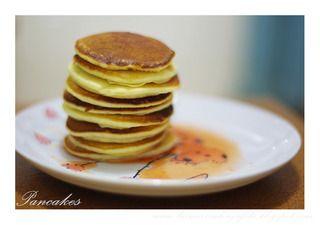 Kitokie amerikietiški blynai – pancakės