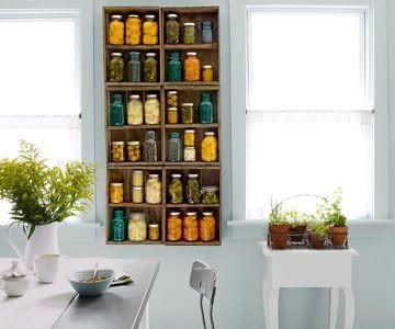 Idėja namams: paveikslas iš kompoto ir dar keletas dalykėlių virtuvei