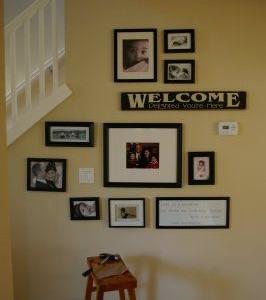 Idėja namams: kaip gražiai sukabinti paveikslus namuose