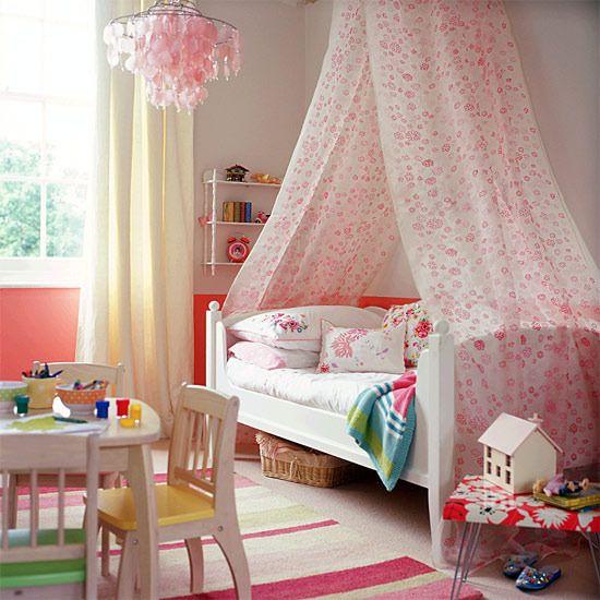 Kelios idėjos vaikų kambariui