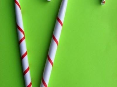 Darbeliai su vaikais: popieriniai saldainiai