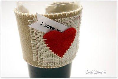 Valentino dienos dovanėlė kavos mėgėjai