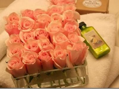Idėja namams: rožės namuose