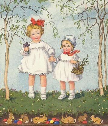 Vaikų Velykikės