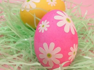 Idėja namams: dar keli neįprasti kiaušinių marginimo būdai