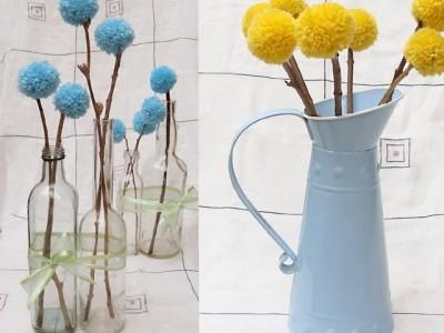 Nuostabios gėlės iš bumbulų