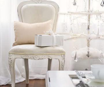Idėja namams: baltos Kalėdos