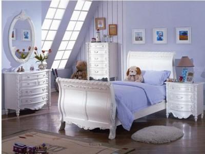 Idėja namams: paaugusių vaikų miegamieji
