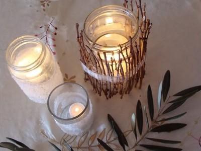 Žvakidės lauke