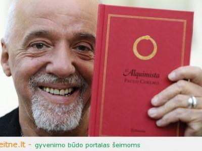 Paulo Coelho – tik reklaminis burbulas, kuris, deja, jau sprogo?