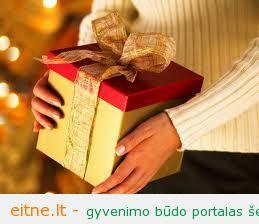 Idėja Kalėdoms: keli būdai sudaryti dovanų sąrašą