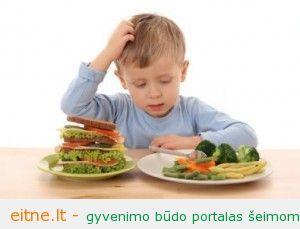 7 būdai, kaip suformuoti vaikams tinkamus valgymo įpročius