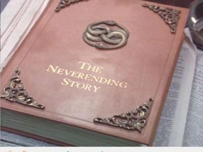 Knygų lentyna. Begalinė istorija, M.Endė