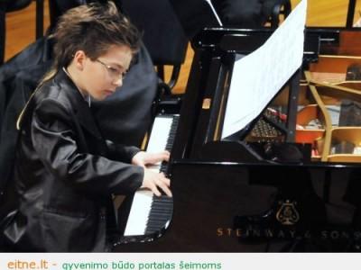 Žaismingos muzikos orkestras – jau devintasis koncertas