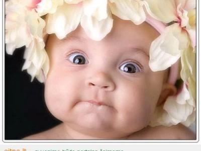 Populiariausi kūdikių vardai pernai
