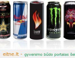 Energetiniai gėrimai. Vaistas ar nuodai?