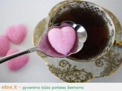 Dar kelios idėjos Valentino dienai