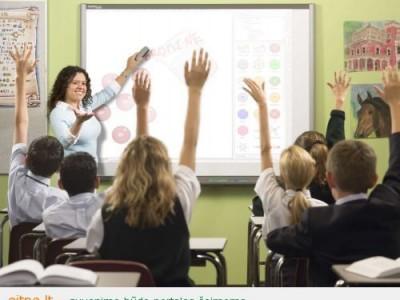 Mokytojai ir technologijos
