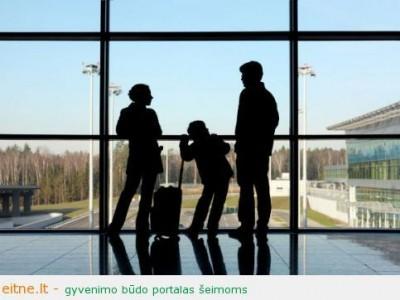 Ką veikti oro uoste laukiant skrydžio