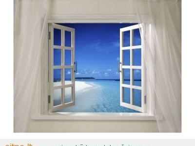 Amžina dilema: mediniai langai vs. pastikiniai langai