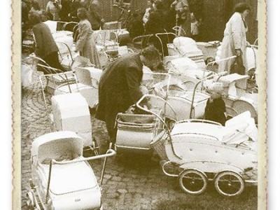 Prekės kūdikiams: vaikiški vežimėliai