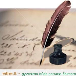 Kovo 3-oji – Tarptautinė rašytojų diena