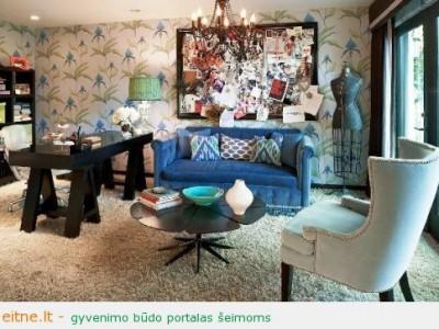 Idėja namams: eklektika