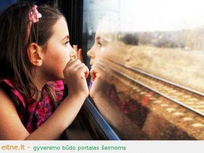 Kelionių patarimai: kelionių traukiniu privalumai