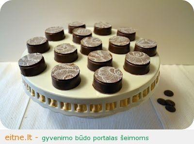 Idėja Velykoms: gražūs saldumynai