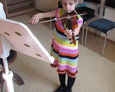 Apie muzikos mokyklą ir vaikų saviraišką