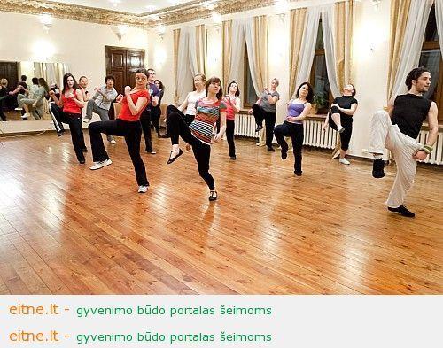 Druskininkuose – šokiai, profesionalų patarimai ir nemokamas ZUMBA užsiėmimas