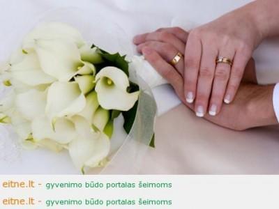 79 patarimai vestuvėms, kad jūsų šventė būtų tobula