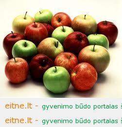 Vištiena su desertinių obuolių padažu