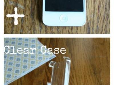 Kaip pasidaryti originalų mobilaus telefono dangtelį