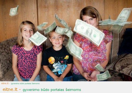 """""""Tėvai, vaikai ir pinigai"""",  arba praktinis vadovas net ir """"viską žinantiems"""" tėveliams"""