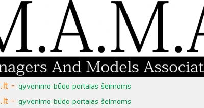 Nelikite apgauti – tarptautinė asociacija M.A.M.A gina modelių teises