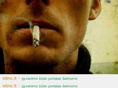 Elektroninių cigarečių privalumai ir trūkumai